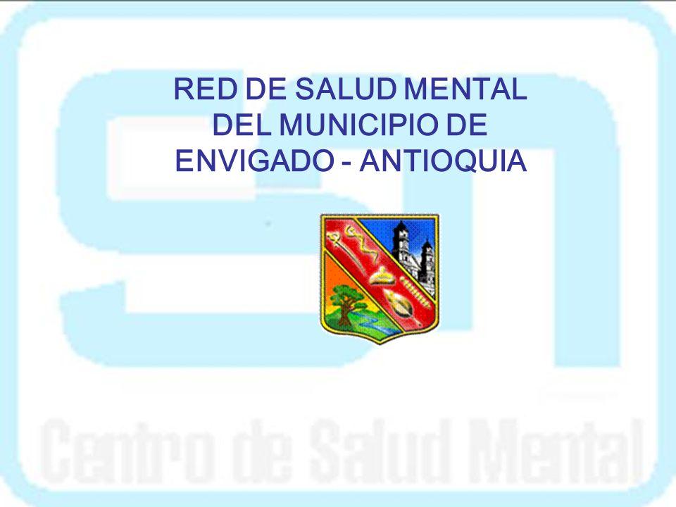 RED DE SALUD MENTAL DEL MUNICIPIO DE ENVIGADO - ANTIOQUIA