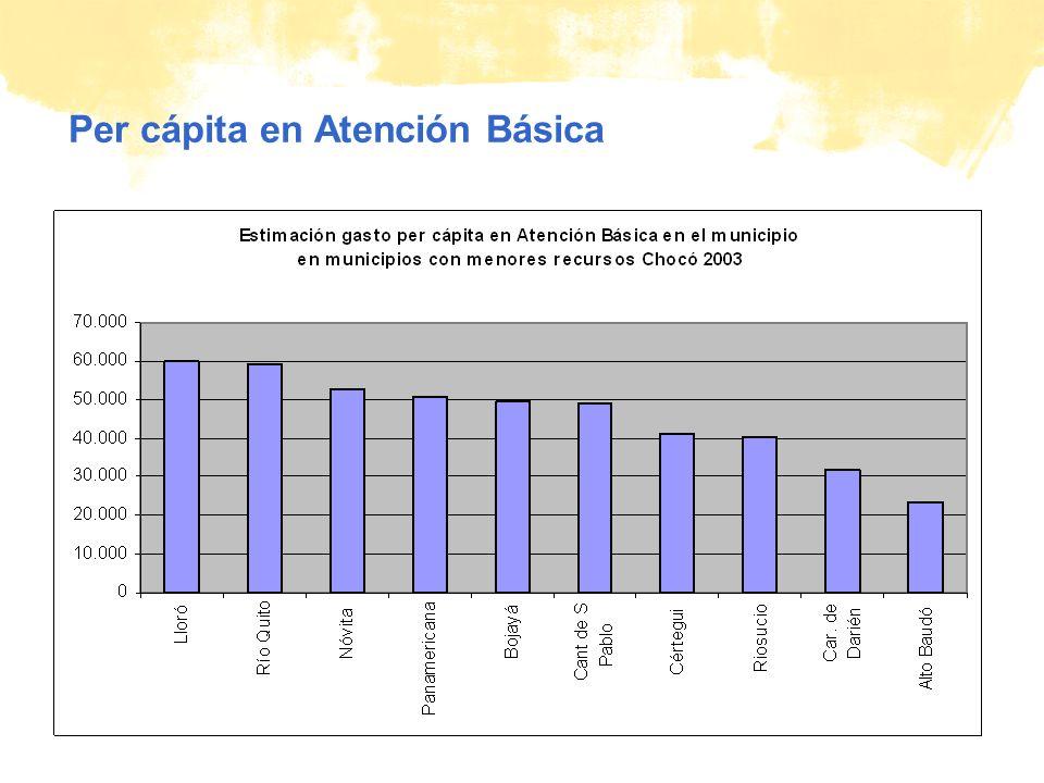 © Plan Per cápita en Atención Básica
