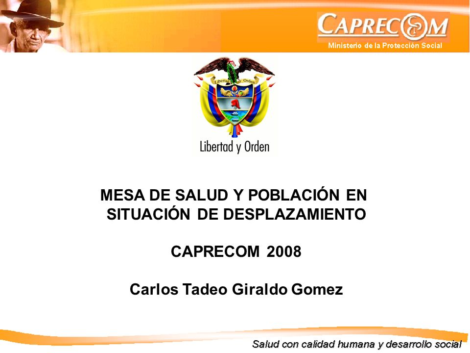 CONTENIDO MERCADEO AFILIACIÓN Y CARNETIZACIÓN AFILIACIÓN Y CARNETIZACIÓN ANÁLISIS DEL RIESGO ANÁLISIS DEL RIESGO SERVICIO AL CLIENTE SERVICIO AL CLIENTE CONTRATACIÓN DE RED CONTRATACIÓN DE RED DE IPS CAPRECOM RED DE IPS CAPRECOM PROMOCIÓN Y PREVENCIÓN PROMOCIÓN Y PREVENCIÓN AUTORIZACIONES RECOBROS