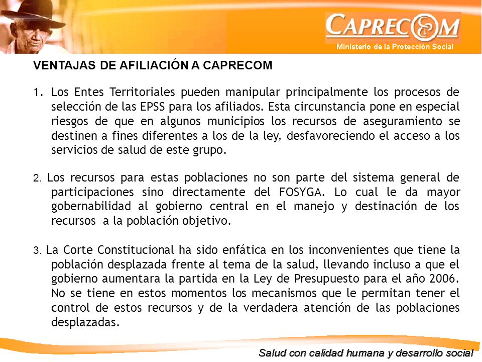 RED DE IPS CAPRECOM CASOS DE ATENCIONES TELEMEDICINA BÁSICA: 1.961