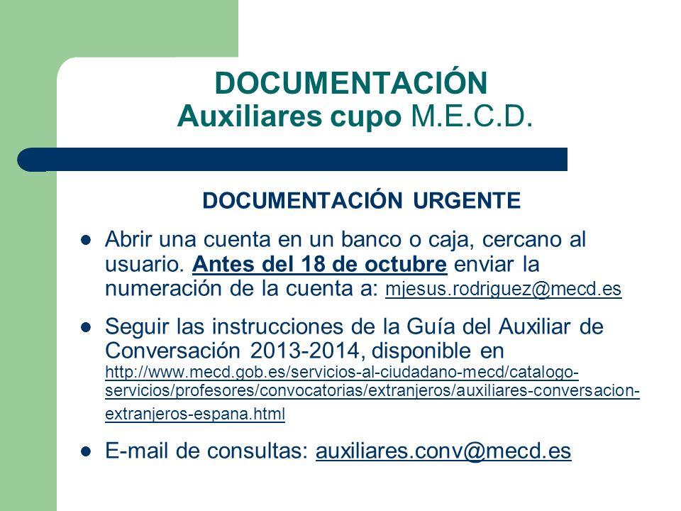 DOCUMENTACIÓN RENOVANTES RENOVANTES (En la misma Comunidad Autónoma – País Vasco) El pasado año enviasteis la HOJA DE ALTA DE TERCEROS http://www.ogasun.ejgv.euskadi.net/r51- 341/es/contenidos/autorizacion/alta_terceros/es_7999/adjuntos/alta%20de%20TERCERO.pdfhttp://www.ogasun.ejgv.euskadi.net/r51- 341/es/contenidos/autorizacion/alta_terceros/es_7999/adjuntos/alta%20de%20TERCERO.pdf con los datos del nº de cuenta que teníais entonces y la dirección donde residíais en nuestra Comunidad Autónoma.