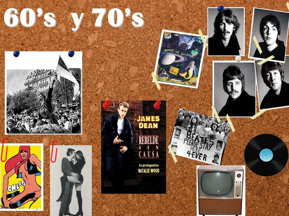 60s y 70s