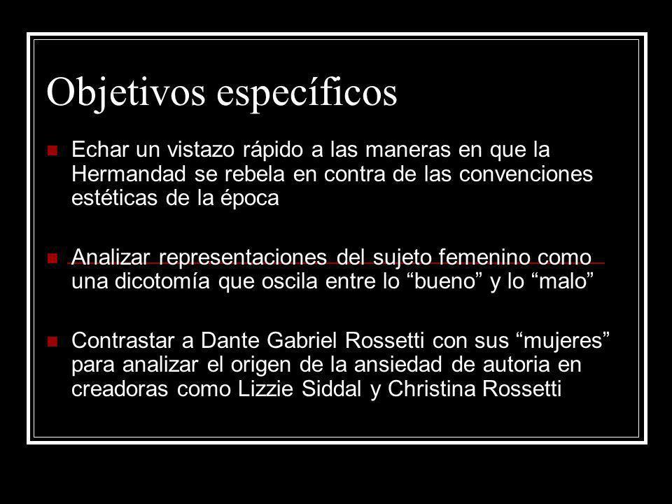 Dante Gabriel Rossetti, William Holman Hunt, John Everett Millais, and William Morris