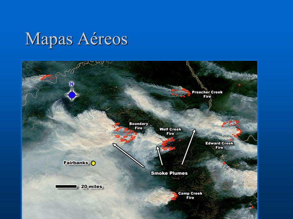 Mapas Aéreos