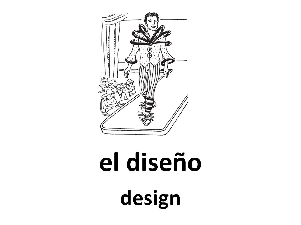 el diseño design