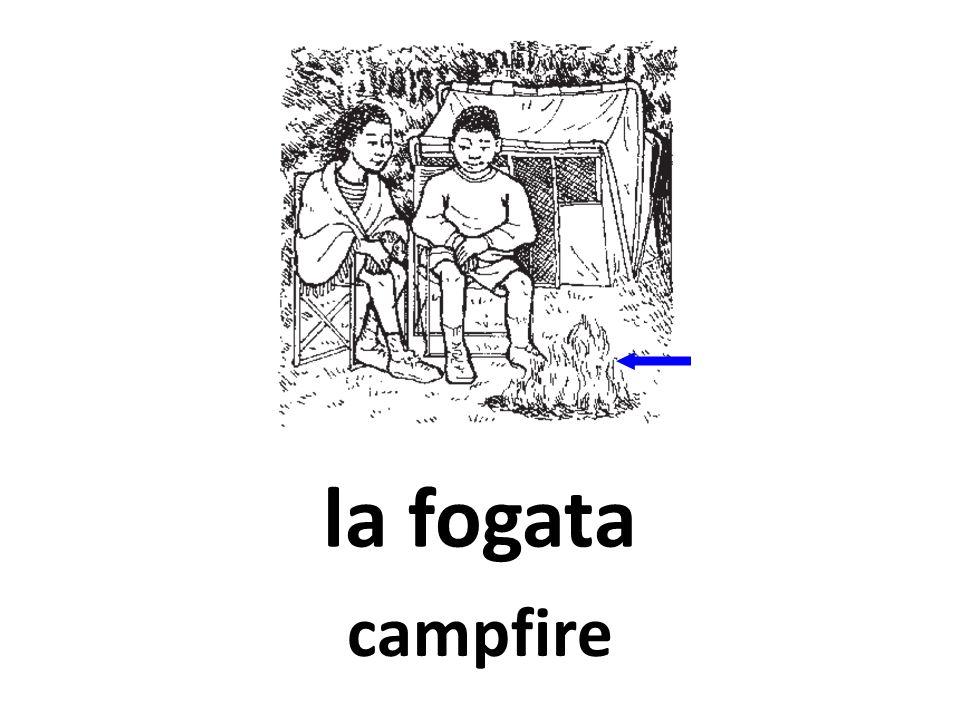 la fogata campfire