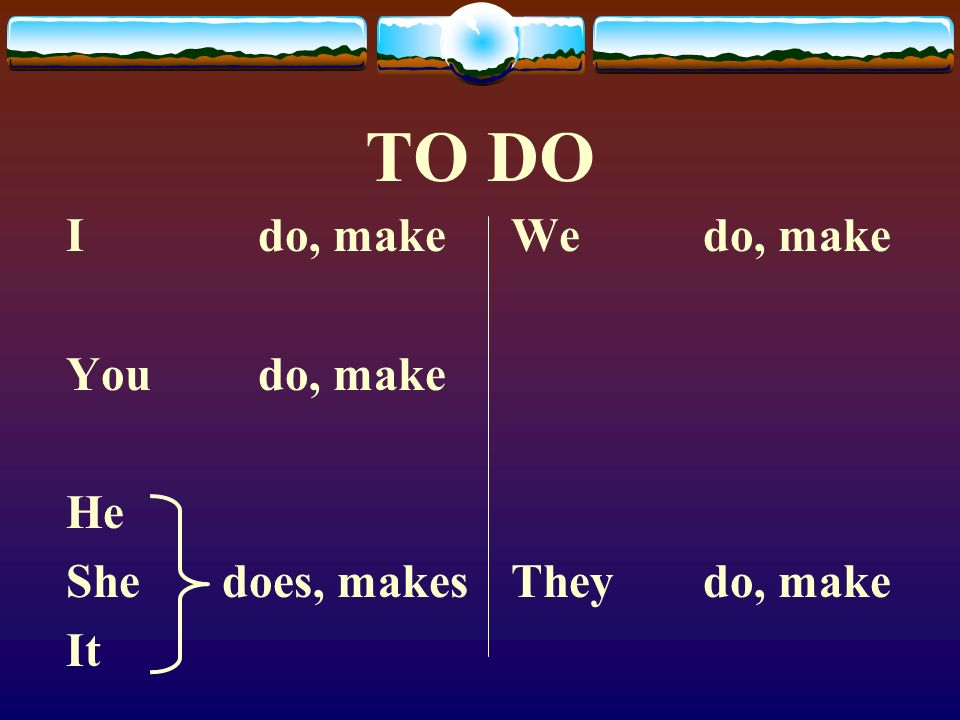 PONER, HACER PONER and HACER are regular -er verbs in the present tense except for their yo forms: (yo) pongo (yo) hago
