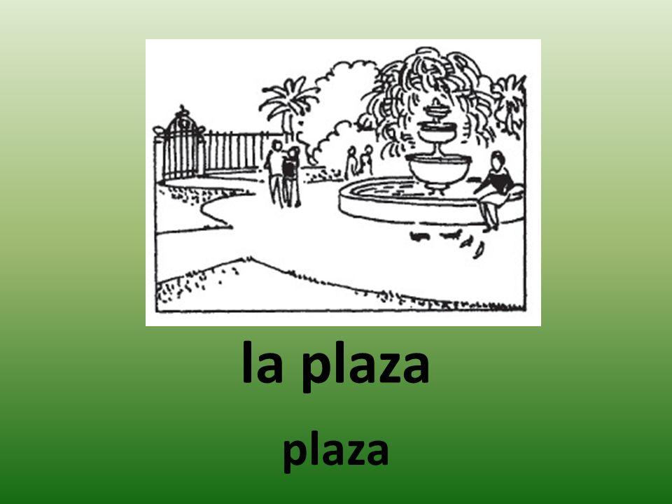 la plaza plaza