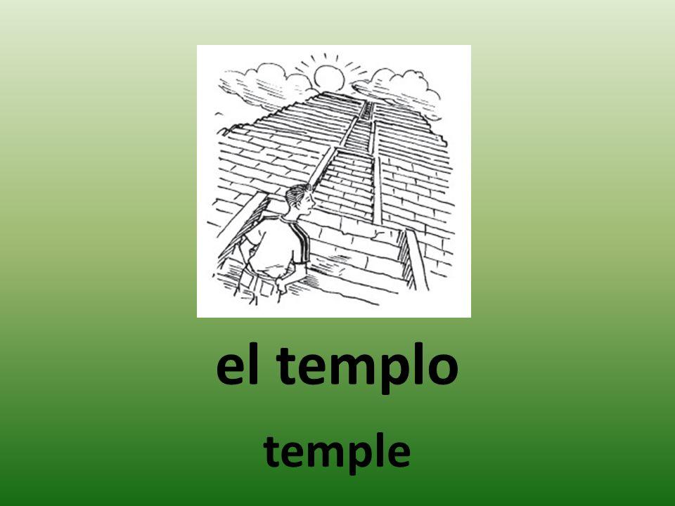 el templo temple