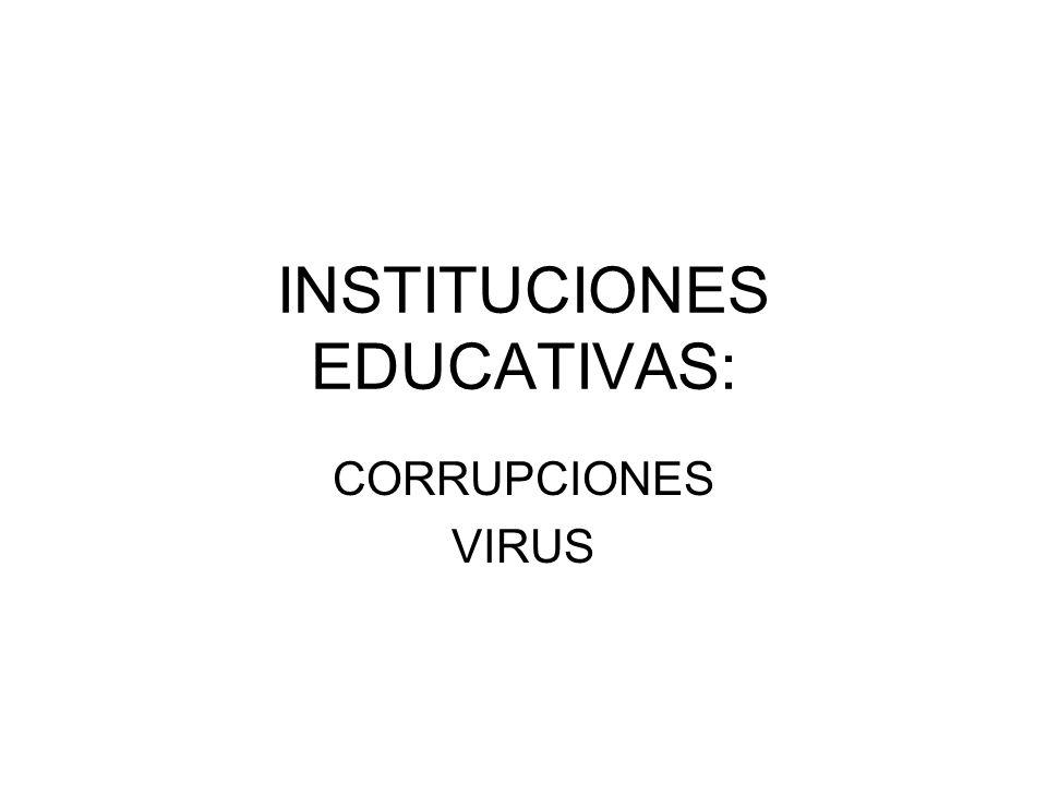CORRUPCIÓN LINGÜÍSTICA Medios de comunicación (más audiencia mayor comprensión) Pedagogía engalonada y eufemística (contenido y significado vacío)