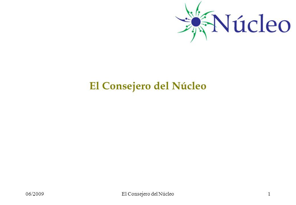 06/2009El Consejero del Núcleo1