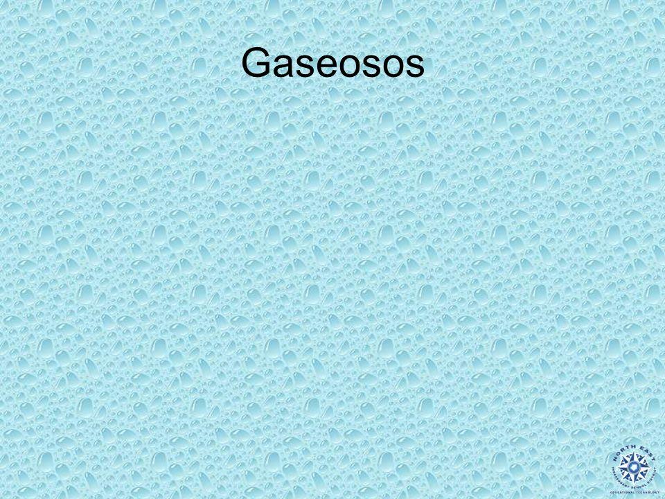 Gaseosos