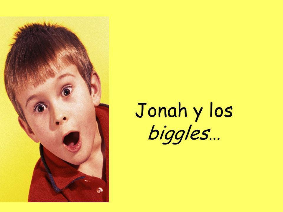 Jonah y los biggles…
