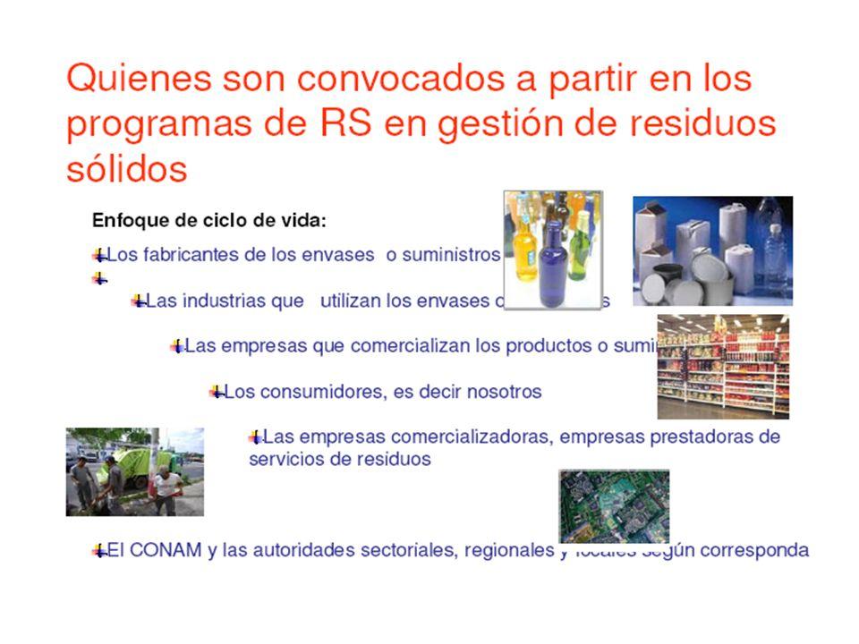 RESULTADOS ESPERADOS DEL COMITÉ DE GESTIÓN DE RESIDUOS ELECTRÓNICOS Fase de diseño: Formulación de lineamientos del Programa Nacional Diseño de una campaña de ejecución inmediata prioritaria Periodo de ejecución: Diciembre 2007 a marzo 2008 Fase de Implementación: Implementación de la campaña piloto de acopio de E-waste Periodo de ejecución: Abril a agosto 2008 Elaboración de propuesta para presentar a EMPA / SECO Implementación del Programa Nacional de E-waste