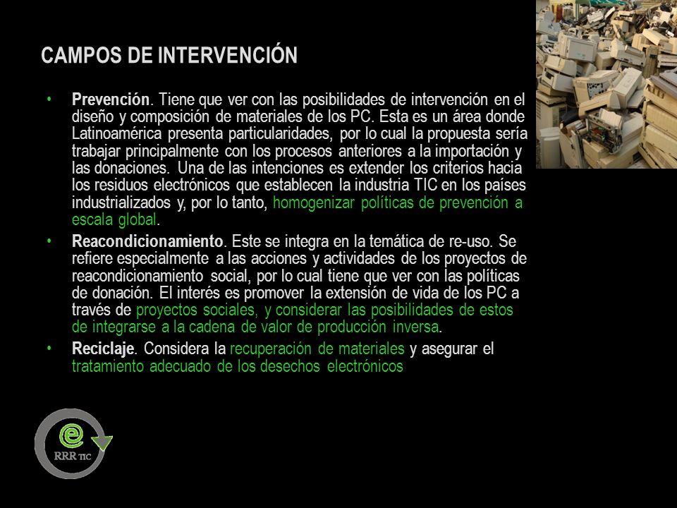 Panorama Regional sobre Residuos Electrónicos en Latinoamérica y El Caribe