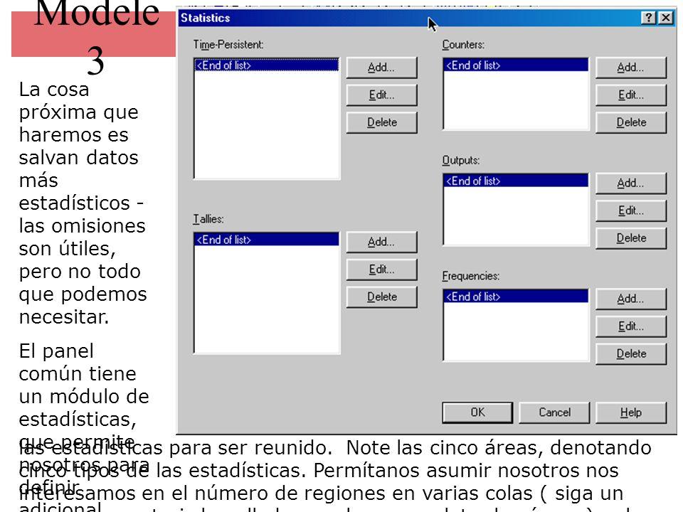 Modele 3 Permítanos empezar preparando colección de de tiempo persistente ( o cambio discreto ) las estadísticas.
