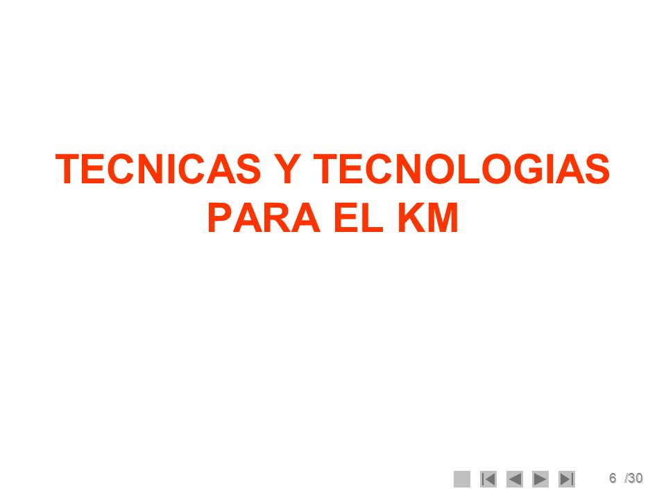 7/30 Técnica y Tecnología Técnica.