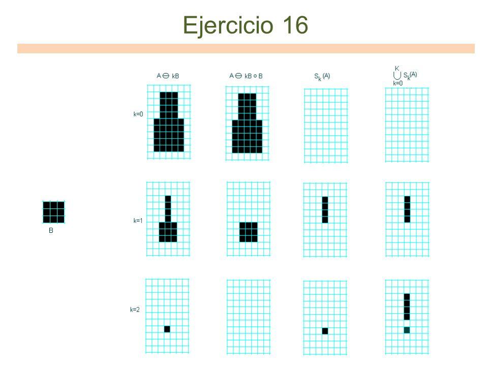 Ejercicio 16