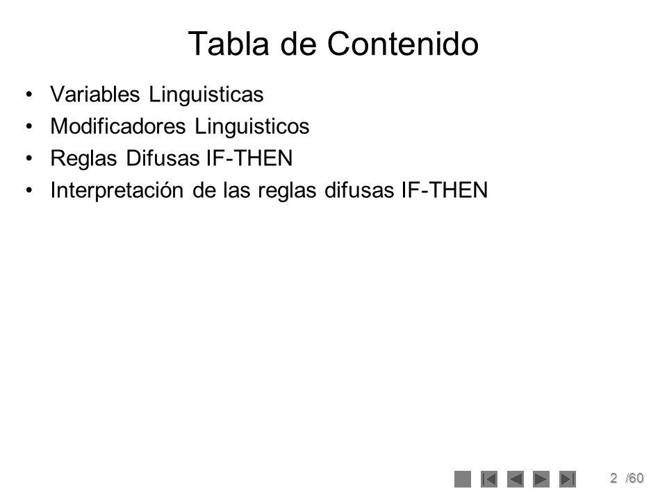 23/60 Modificadores Linguisticos