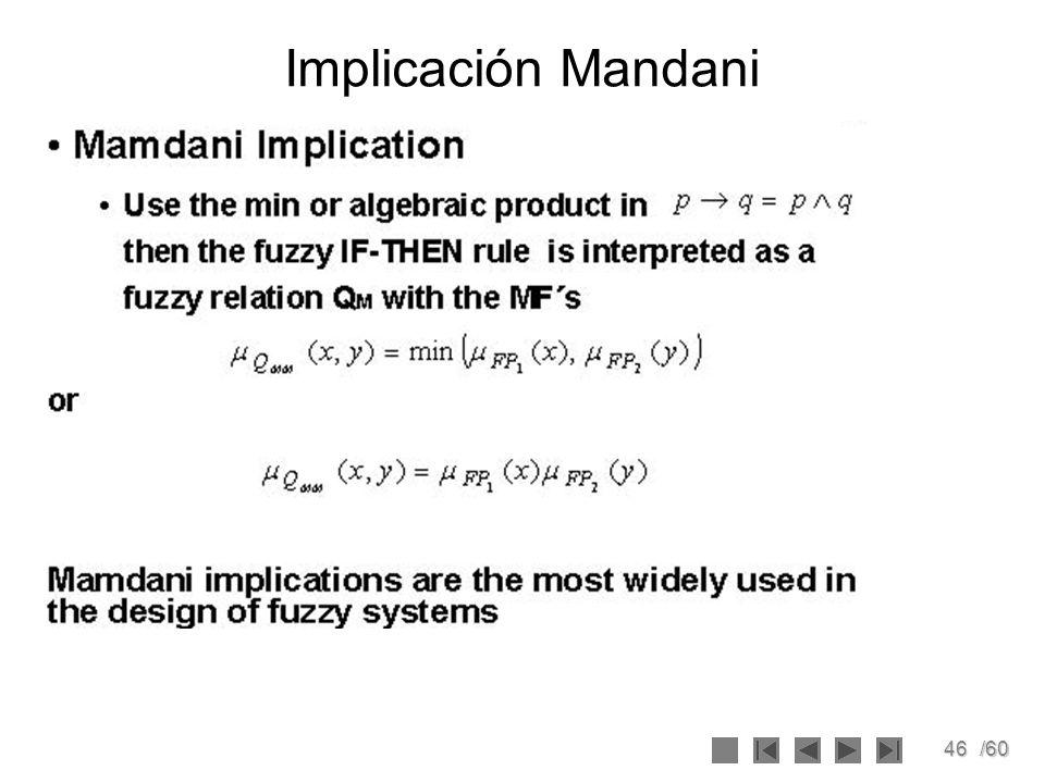 46/60 Implicación Mandani