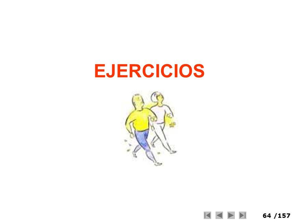 64/157 EJERCICIOS