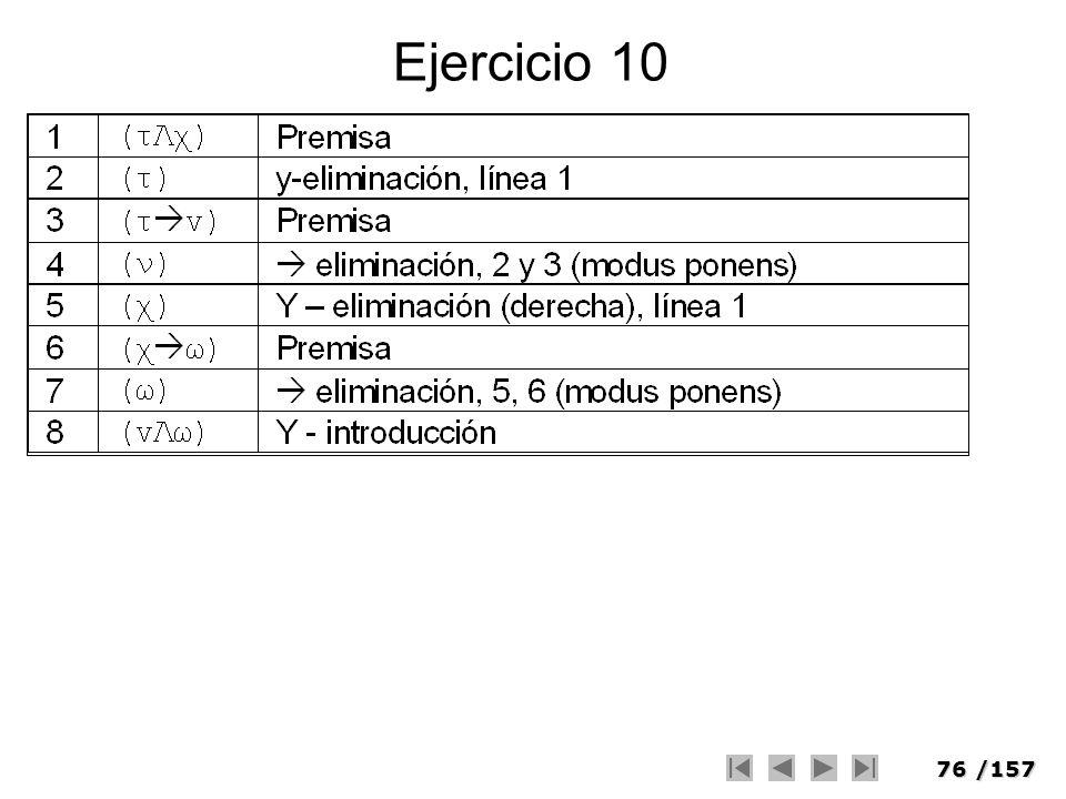 76/157 Ejercicio 10