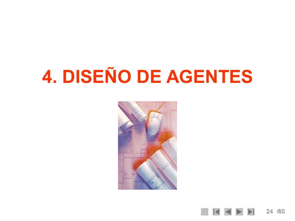 24/60 4. DISEÑO DE AGENTES