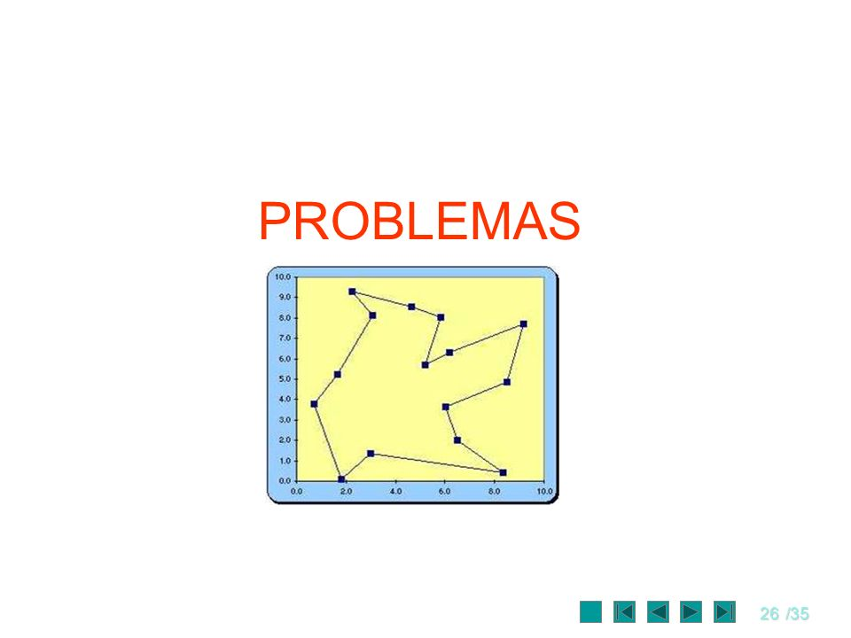 26/35 PROBLEMAS
