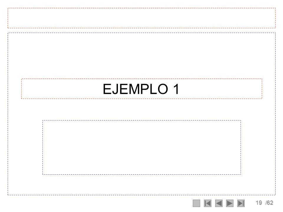 18/62 Cómo desarrollar un diagrama Causal Poner un nombre adecuado a la variable Usar sustantivos, no verbos: SI: Nuevos productos NO: Desarrollar nue
