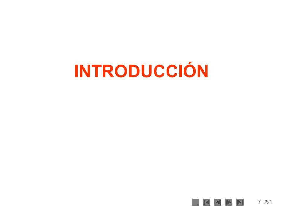 8/51 Aspectos Generales LISP es un lenguaje: –orientado a computación no-numérica –lenguaje interactivo, recursivo –No visual La programación funcional usa definiciones de funciones y llamadas de funciones como las únicas construcciones de programación.