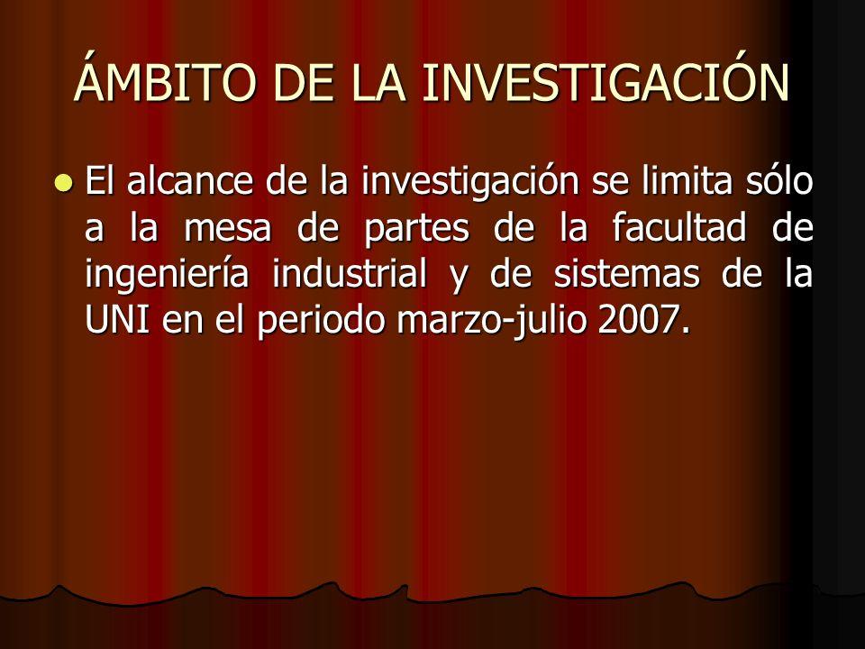 SISTEMA DE INFORMACIÓN DE TRÁMITE DOCUMENTARIO