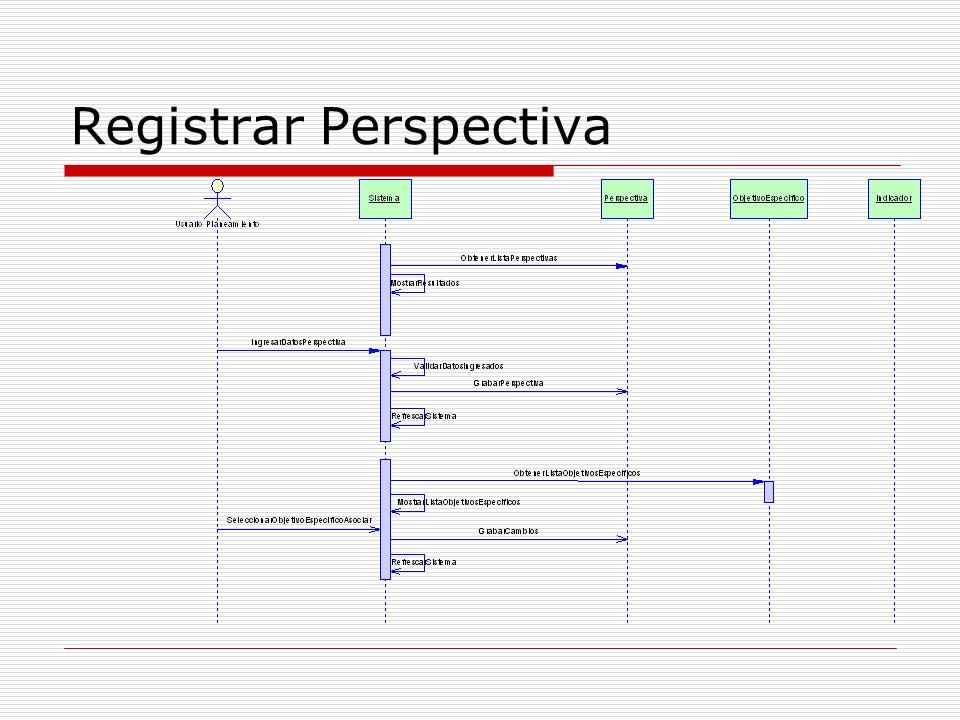 Registrar Perspectiva