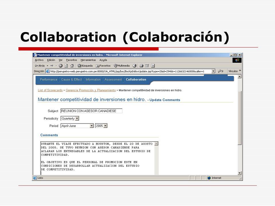 Collaboration (Colaboración)