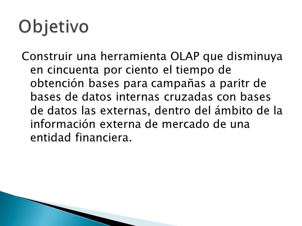 Como técnica se usará el modelamiento dimensional OLAP, el modelo de datos resultante.