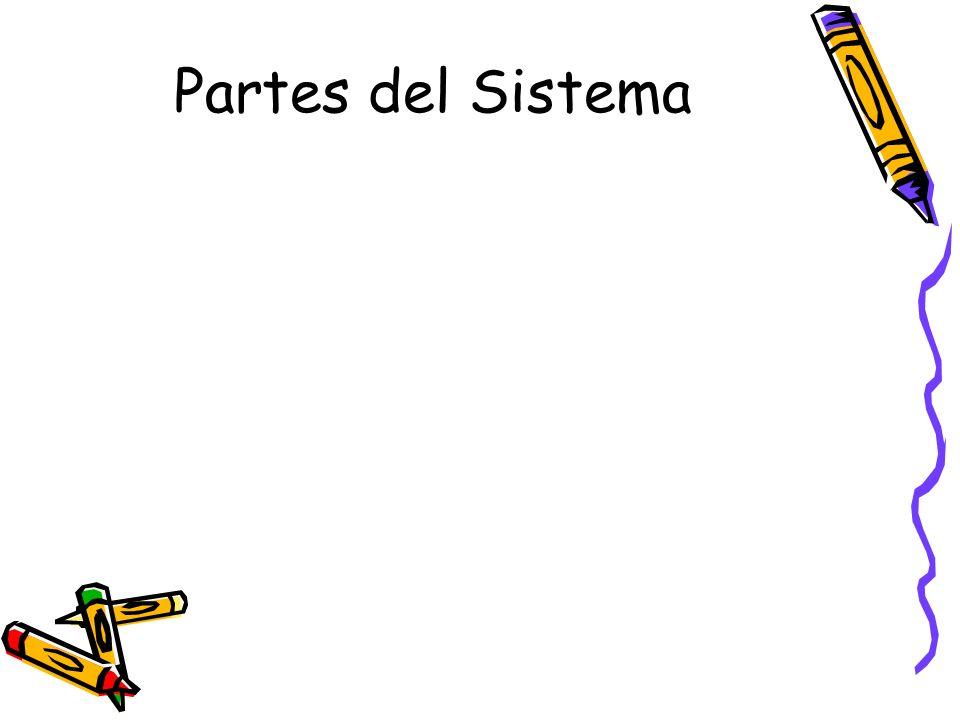 Partes del Sistema