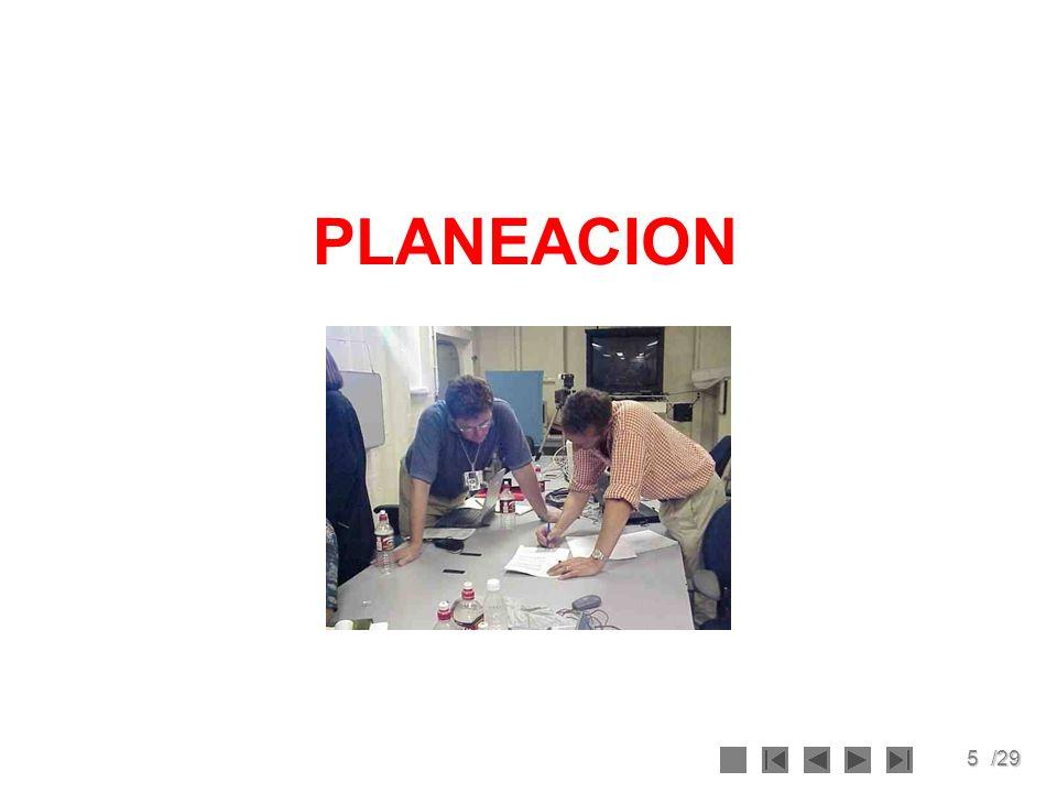 5/29 PLANEACION