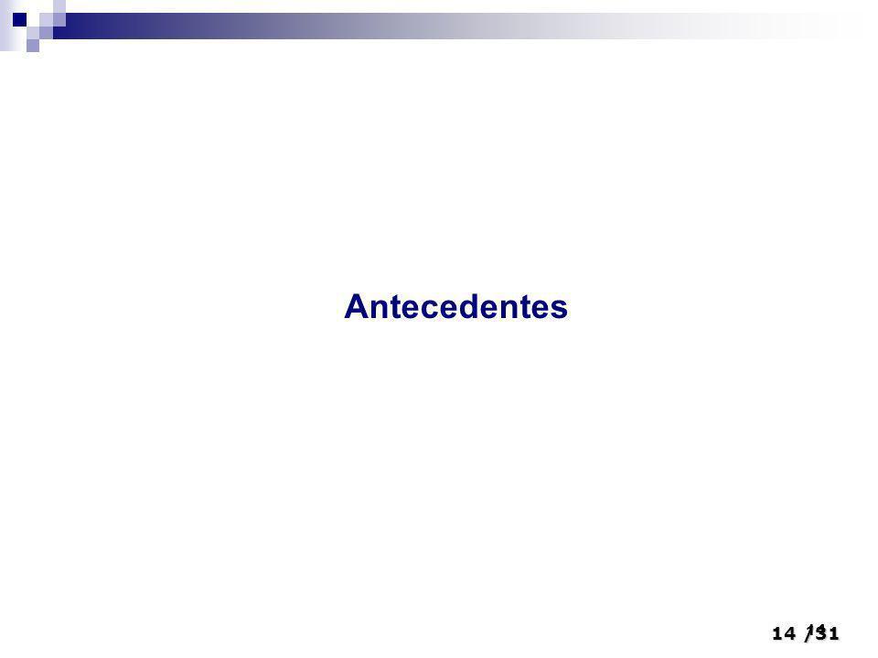 14/31 14 Antecedentes