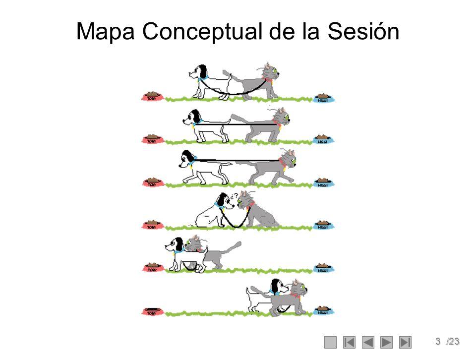 3/23 Mapa Conceptual de la Sesión