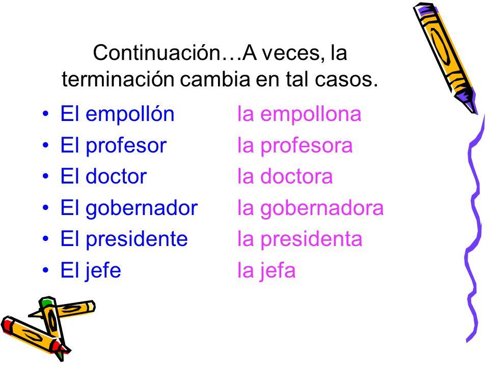 ¡Una práctica final.Indentify gender use- el, la, los, las and el/la if the word can be either.
