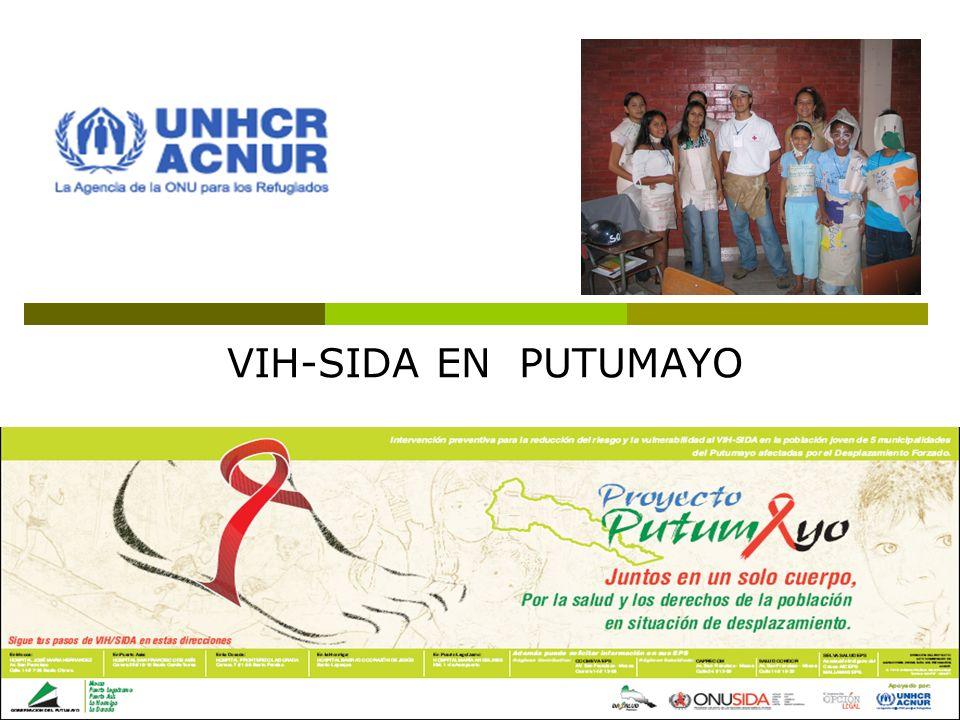 VIH-SIDA EN PUTUMAYO