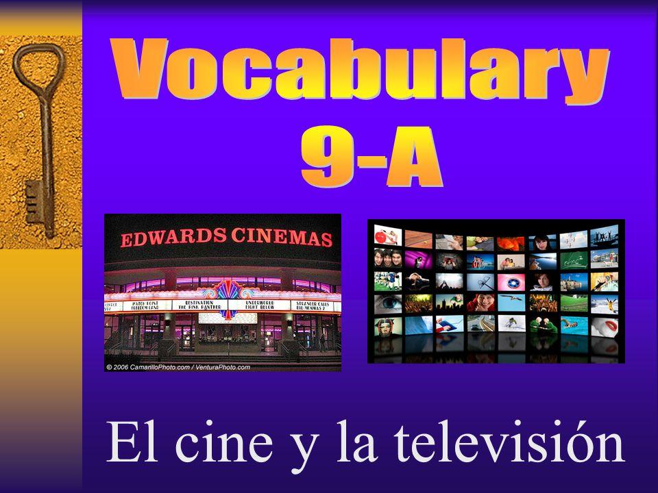 El cine y la televisión