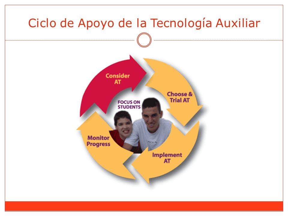 Ciclo de Apoyo de la Tecnología Auxiliar