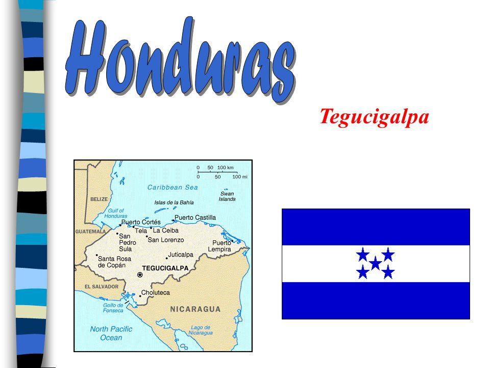 La Ciudad de Guatemala
