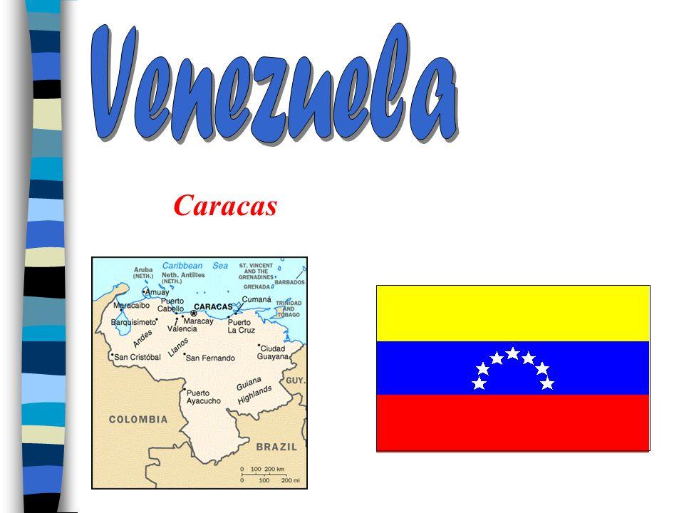 La América del Sur Venezuela Colombia Ecuador (El) Perú Bolivia Paraguay Chile Uruguay (La) Argentina