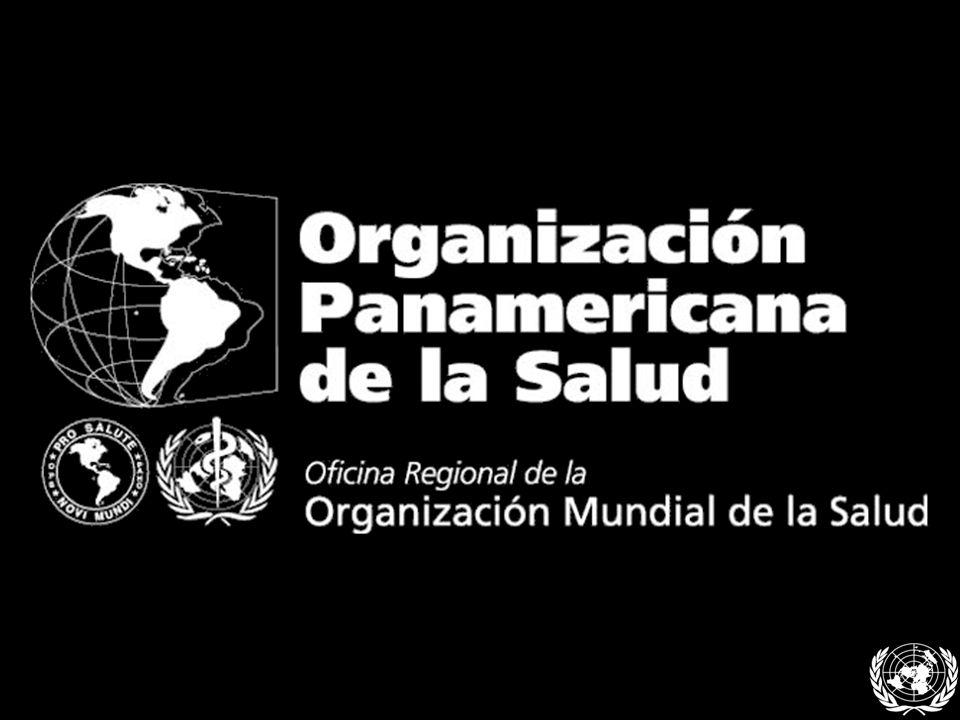 Objetivos Específicos 4.Promover la coordinación y el diálogo entre los actores humanitarios, las otras agencias de Naciones Unidas y los servicios de salud.