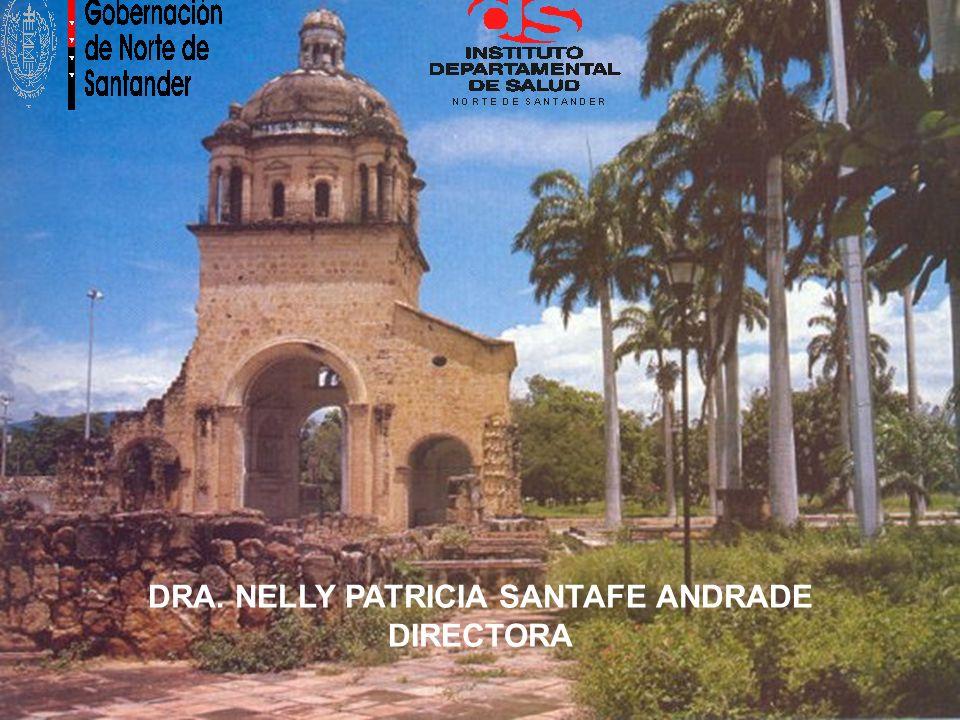 DRA. NELLY PATRICIA SANTAFE ANDRADE DIRECTORA