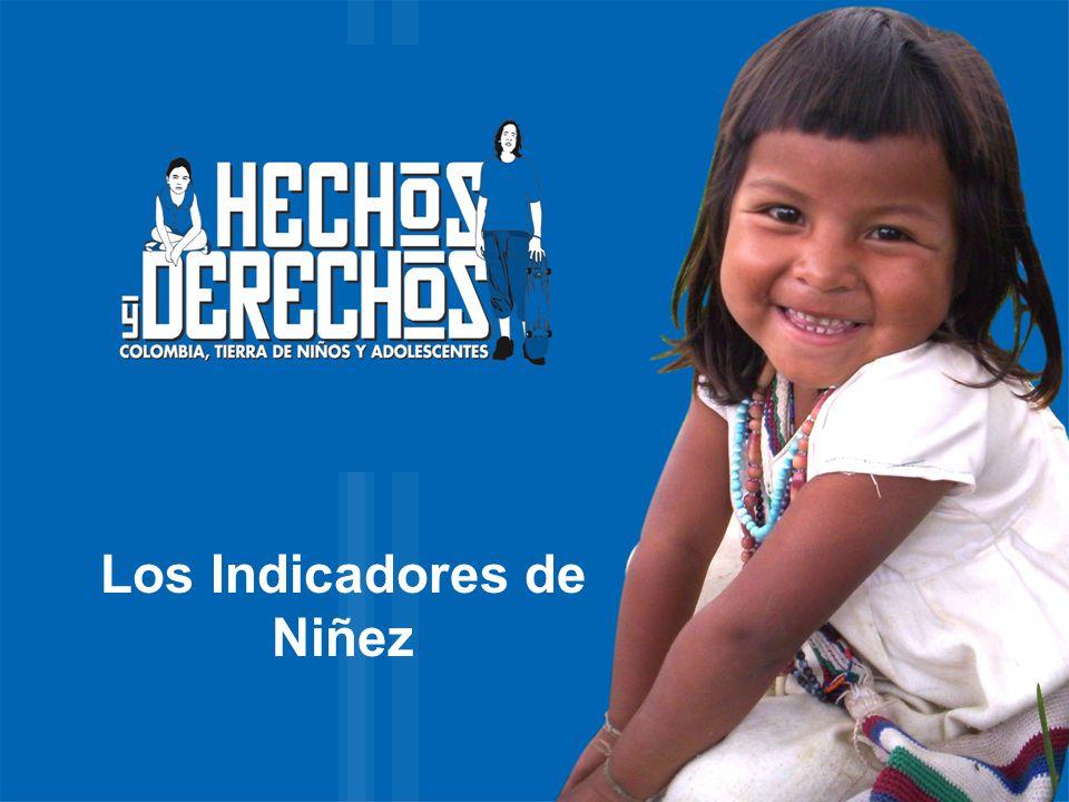 Inclusión de la infancia y la adolescencia en la planeación para el desarrollo territorial Mejoramiento de las Condiciones de vida de las niñas, niños y adolescentes