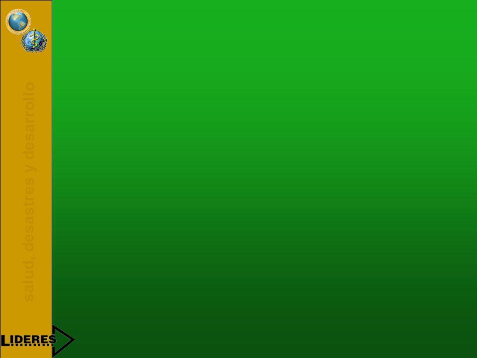 salud, desastres y desarrollo DEL ENTE REGULADOR DENOMINACIÓN: ENTE PROVINCIAL DEL AGUA Y DE SANEAMIENTO - E.P.A.S. AMBITO: MINISTERIO DE AMBIENTE Y O