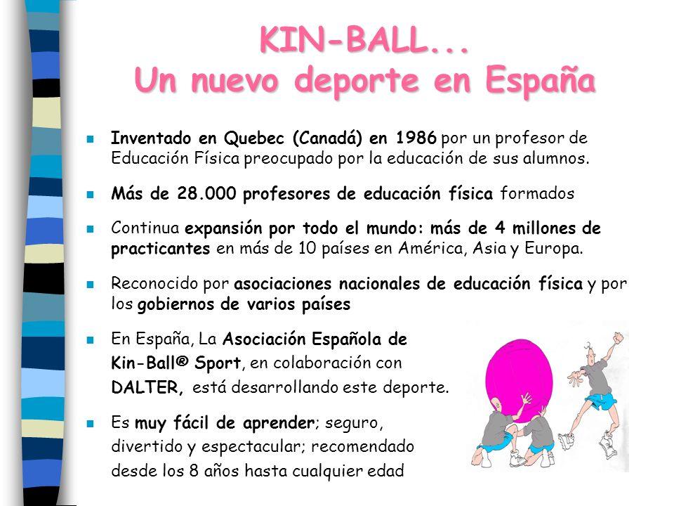 KIN-BALL...