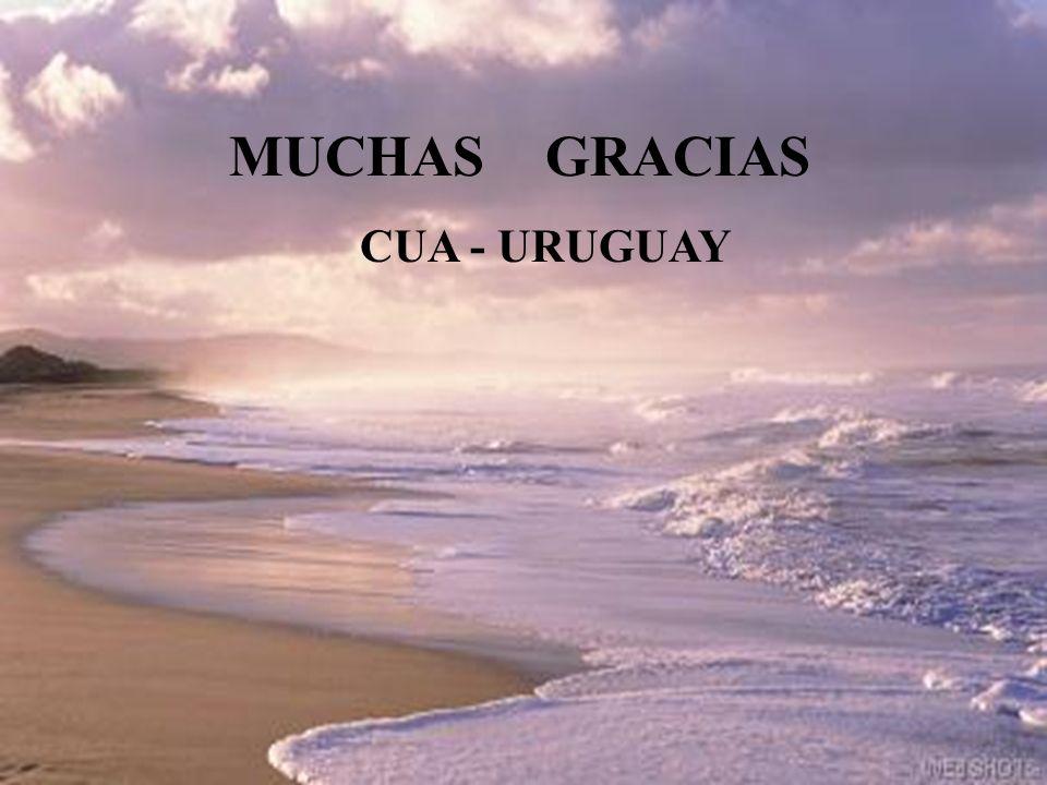 12 MUCHAS GRACIAS CUA - URUGUAY